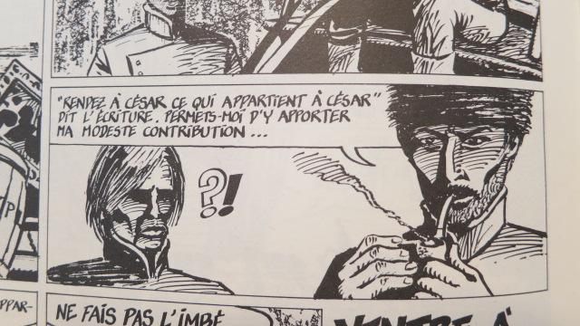 Kinski et Van Cleef